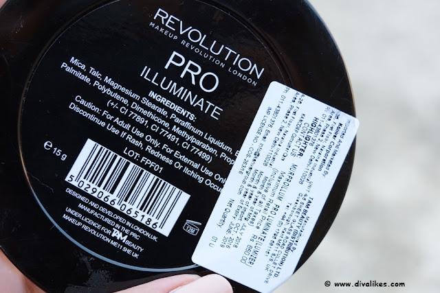 Makeup Revolution Pro Illuminate Price