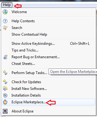 Download and Install TestNG in Eclipse