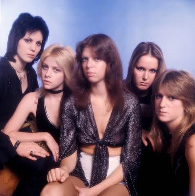 Rock On Vinyl The Runaways Rock Legends Series 1980
