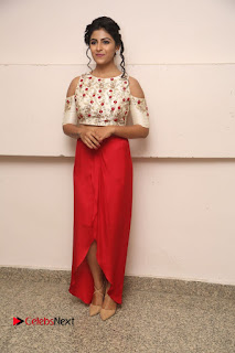 Actress Kruthika Jayakumar Stills at Intlo Deyyam Nakem Bhayam Trailer Launch 0180
