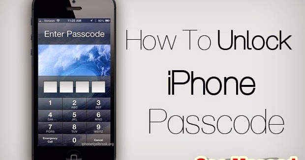 how to unlock iphone 5s with passcode how to unlock iphone passcode iphone 6 6 plus 5 5c 5s 5989