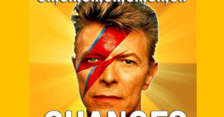 David Bowie - Changes / Andy Warhol