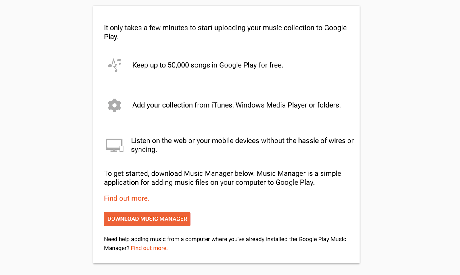 Google Play Manager