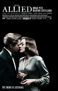 Allied - Poster & Segundo Trailer