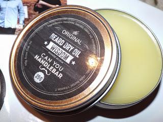Handlebar Dry Oil:  Wisdom