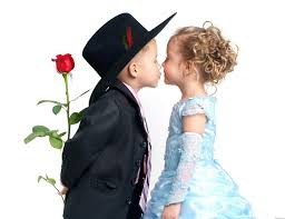 Top latest hd Baby Boy to Girl frist kiss images photos pic wallpaper free download 3