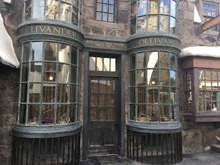 Ollivander's Wizarding World Hogsmeade