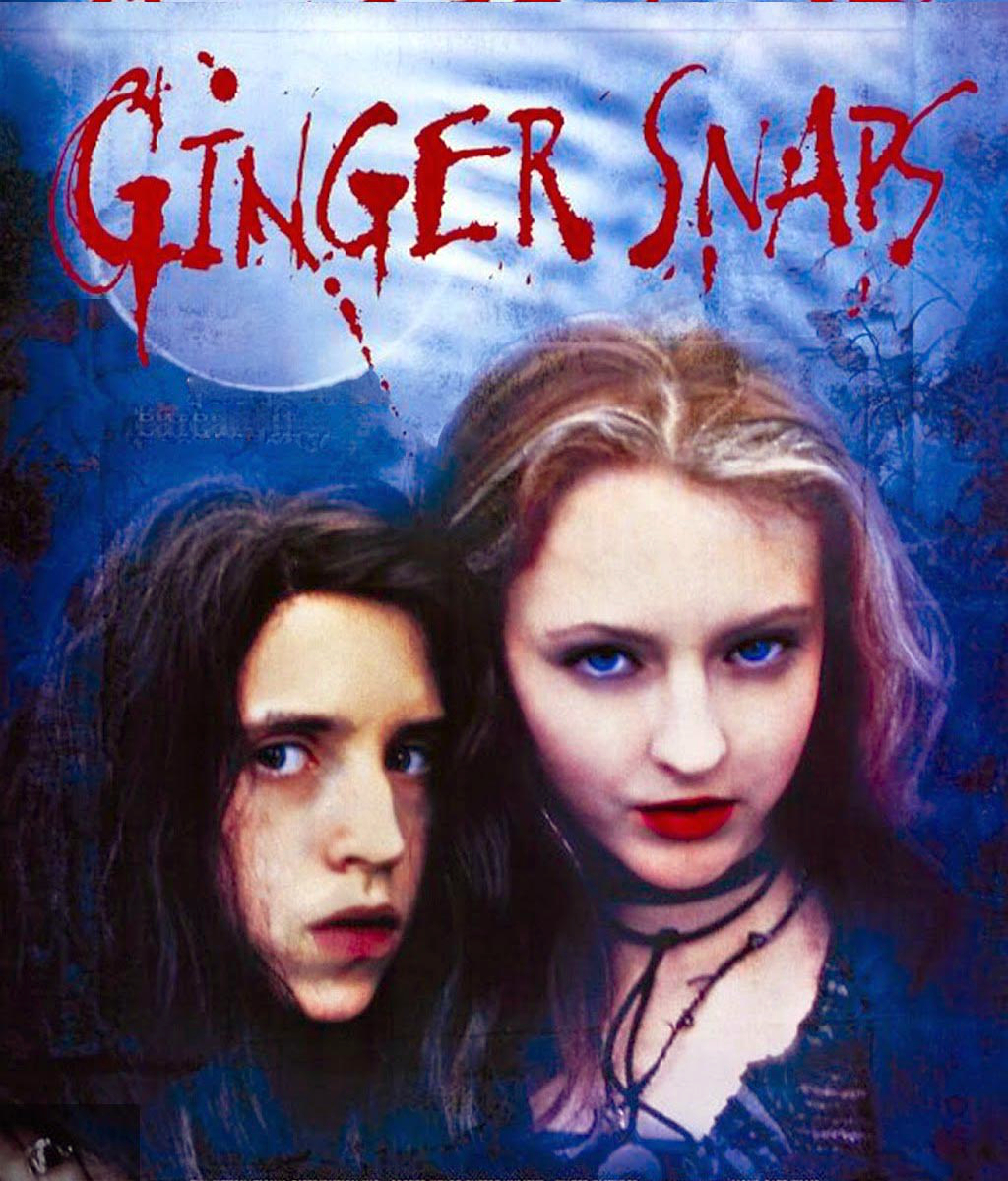 Bridgitte and Ginger in Ginger Snaps