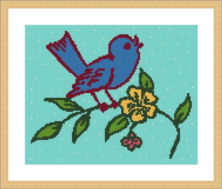 Modern Cross Stitch Collection