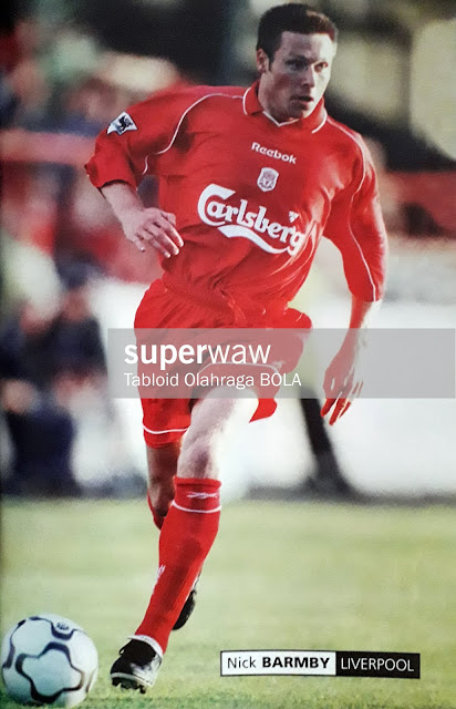 PIN UP NICK BARMBY (LIVERPOOL)