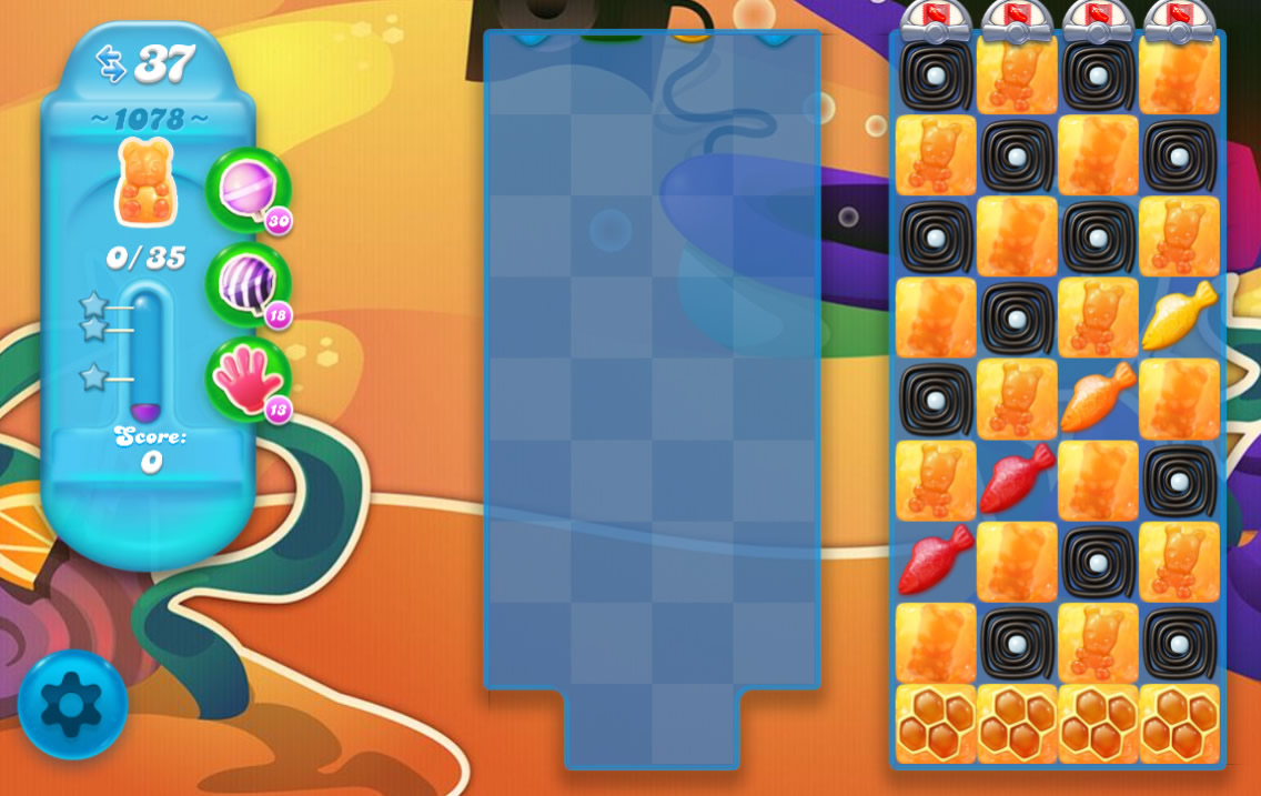Candy Crush Soda Saga 1078