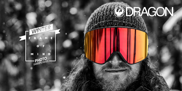 Dragon Winter Frame of Mind Sweepstakes