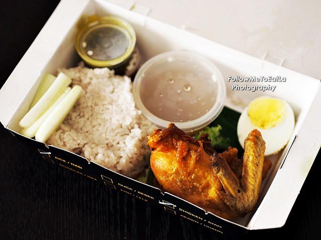 Yuk! Ayam Goreng Bandung (Bandung Fried Chicken)  RM 14.50