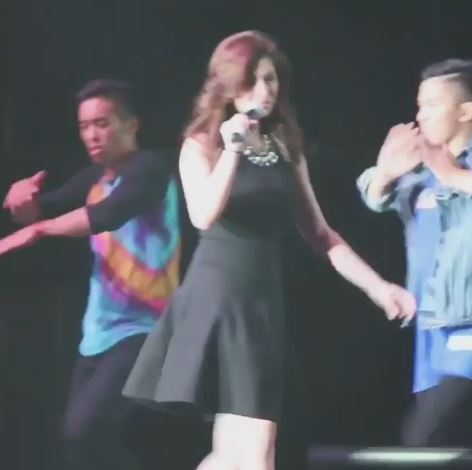 Throwback: Watch How Angel Locsin Enjoyed Performing Katy Perry's 'The One That Got Away'