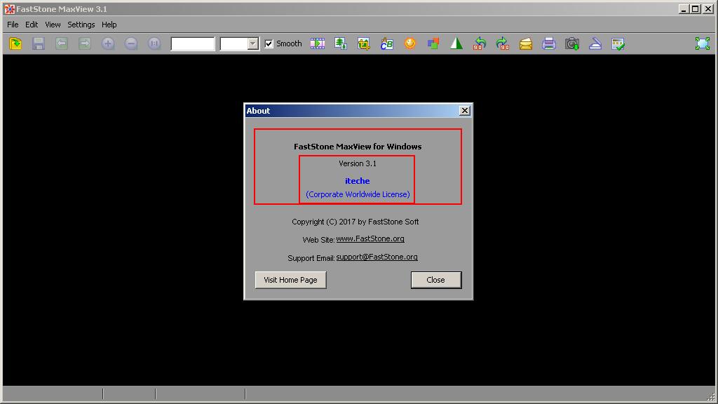 télécharger FastStone MaxView 3.1 Keygen