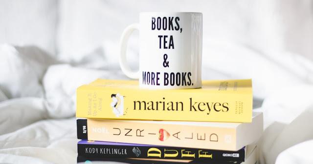 15 desculpas que eu uso para comprar livros