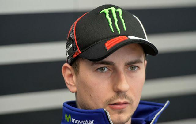 Jorge Lorenzo : Saya Sudah Bisa Mengalahkan Rossi Saat Di Yamaha !!!