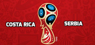 Costa Rica vs Serbia Live Streaming
