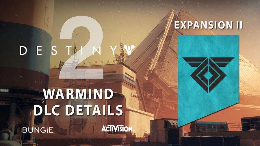 bungie destiny 2 expansion 2 warmind