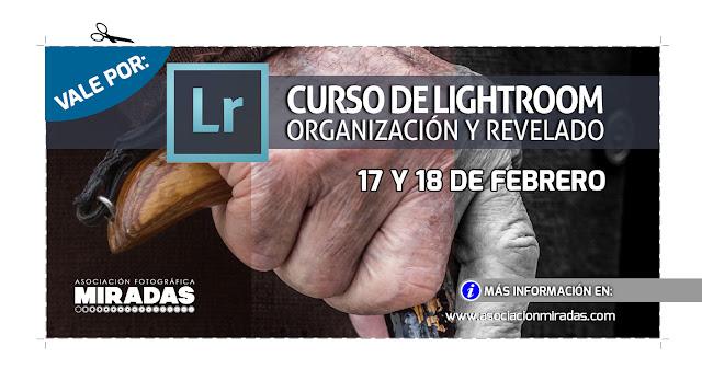 Curso presencial de Lightroom - Organización y Revelado