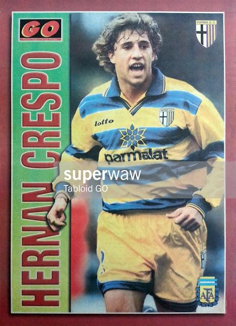 Hernan Crespo (AC Parma 1998)