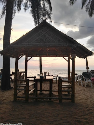 Koh Samui, Thailand weekly weather update; 19th February –25th February 2018