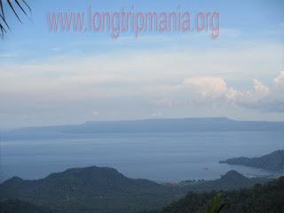 Tempat Wisata Bukit Putung Karangasem Bali
