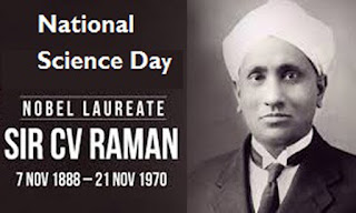 cv raman national science day