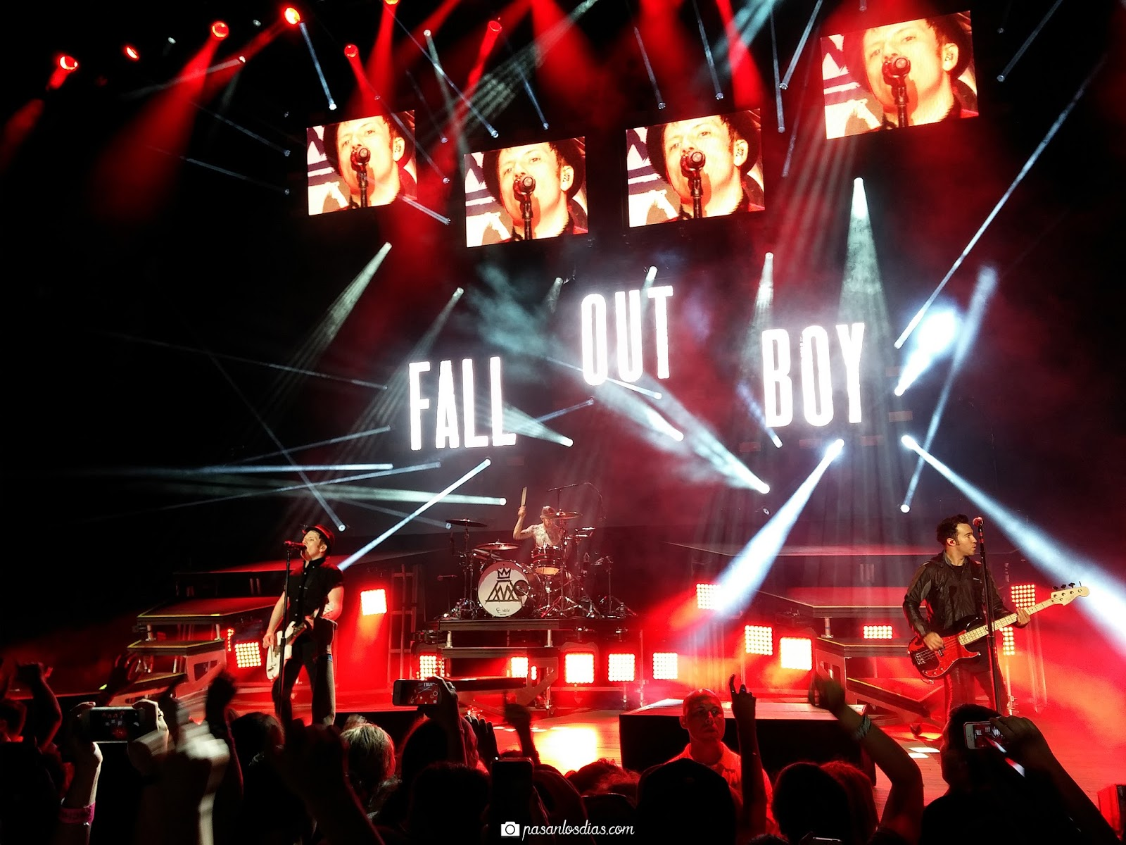 Chris Martin's blog of things: Fall Out Boy's Albums Ranked