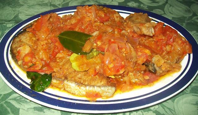 Cara Membuat Ikan Rica-rica Menambah Kan Selera Makan Anda