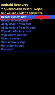 Cara Hard Reset Samsung Galaxy A70 Lupa Pola