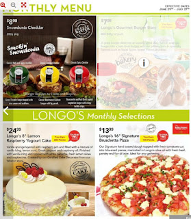 Longos flyer smartcanucks June 29 - July 27, 2017