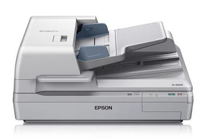 Epson WorkForce DS-60000N Scanner Driver Download