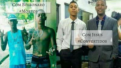 Por que não votar em Bolsonaro - A Pena de morte #02