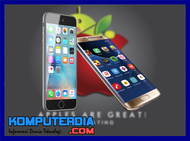 Pilih Smartphone Iphone Atau Smartphone Android (Iphone Or Android)