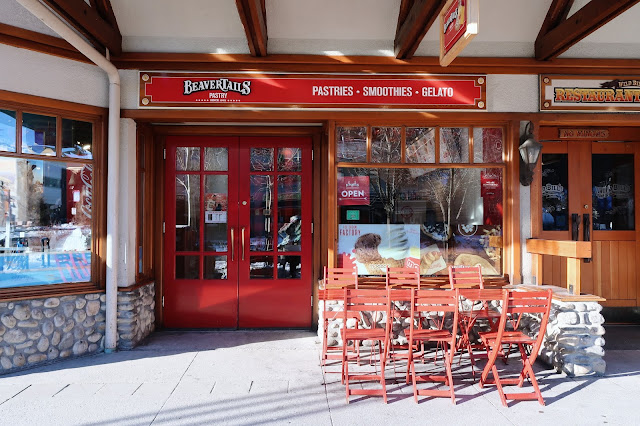 BeaverTails, Banff, Alberta, Canada
