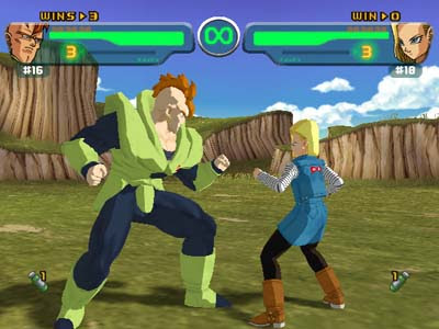 Dragon Ball Z: Budokai 1 (PS2) 2002