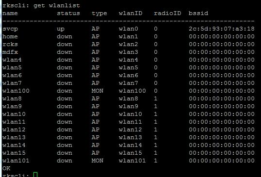 My WLAN blog: Capturing 802 11 frames with Ruckus Wireless