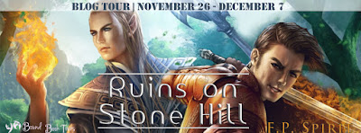 Book Showcase: Ruins on Stone Hill by F.P. Spirit