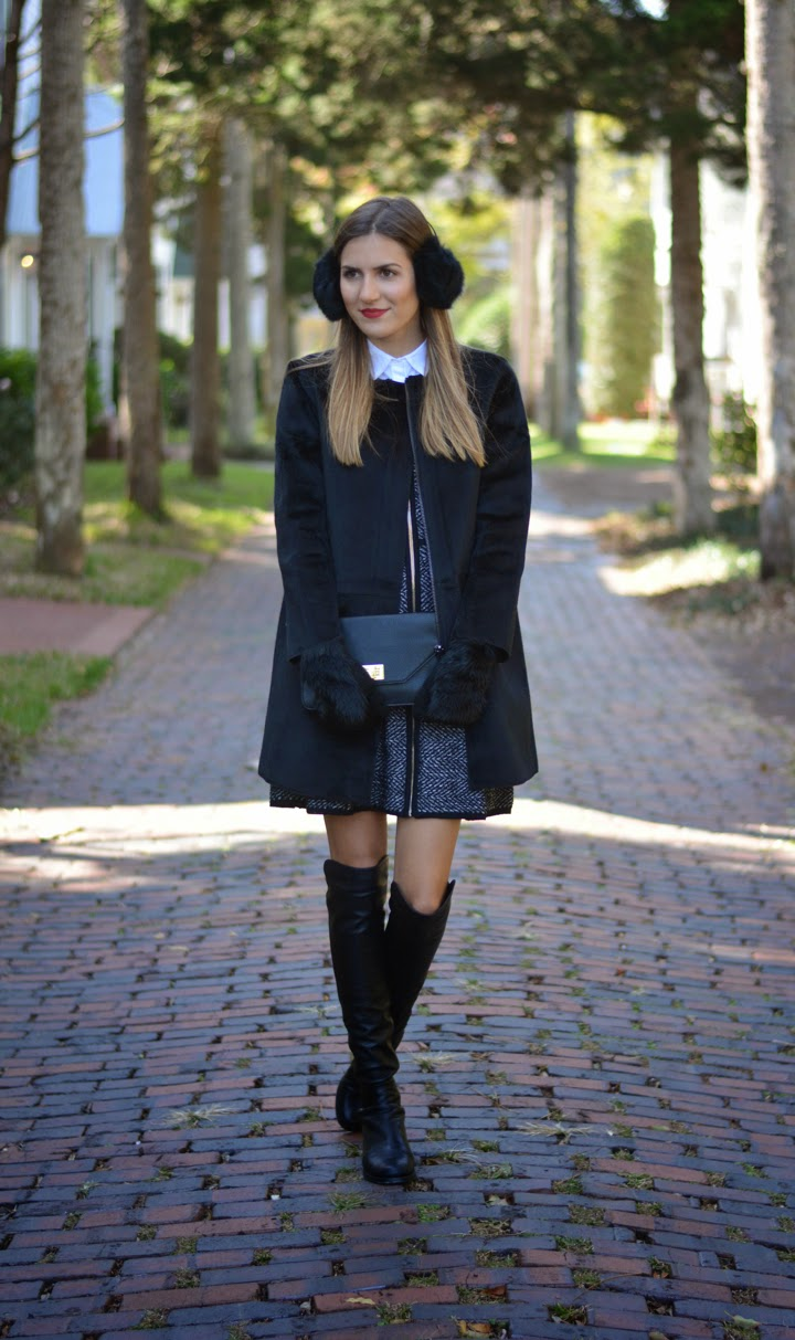 Winter Chic With Ann Taylor