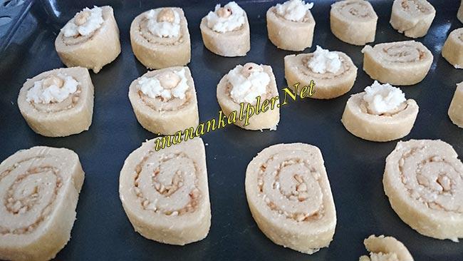 Fındıklı rulo tatlı yapılışı - www.inanankalpler.net