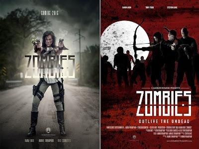 Zombies (locandina 2014 - locandina 2016)