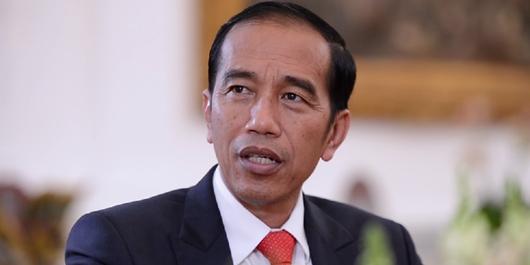Jokowi: Masa Tenang, Ndak Usah Aneh-aneh