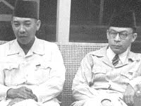 Pecanya Dwi Tunggal Soekarno-Hatta