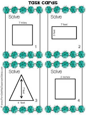 Fern Smith's Classroom Ideas Winter Area Task Card, Recording Sheets and Answer Keys at TeachersPayTeachers, TpT.