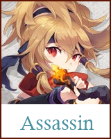 Astral Realm assassin