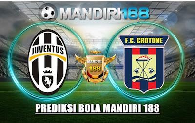 AGEN BOLA - Prediksi Juventus vs Crotone 21 Mei 2017