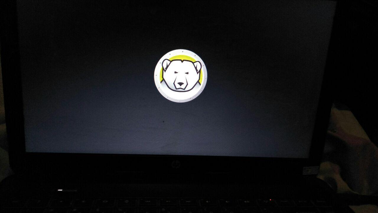 Cara Mengganti Logo Booting Linux Mint