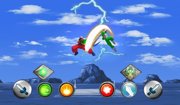 Goku Fight Boy Battle Warrior Apk+Data Free on Android Game Download