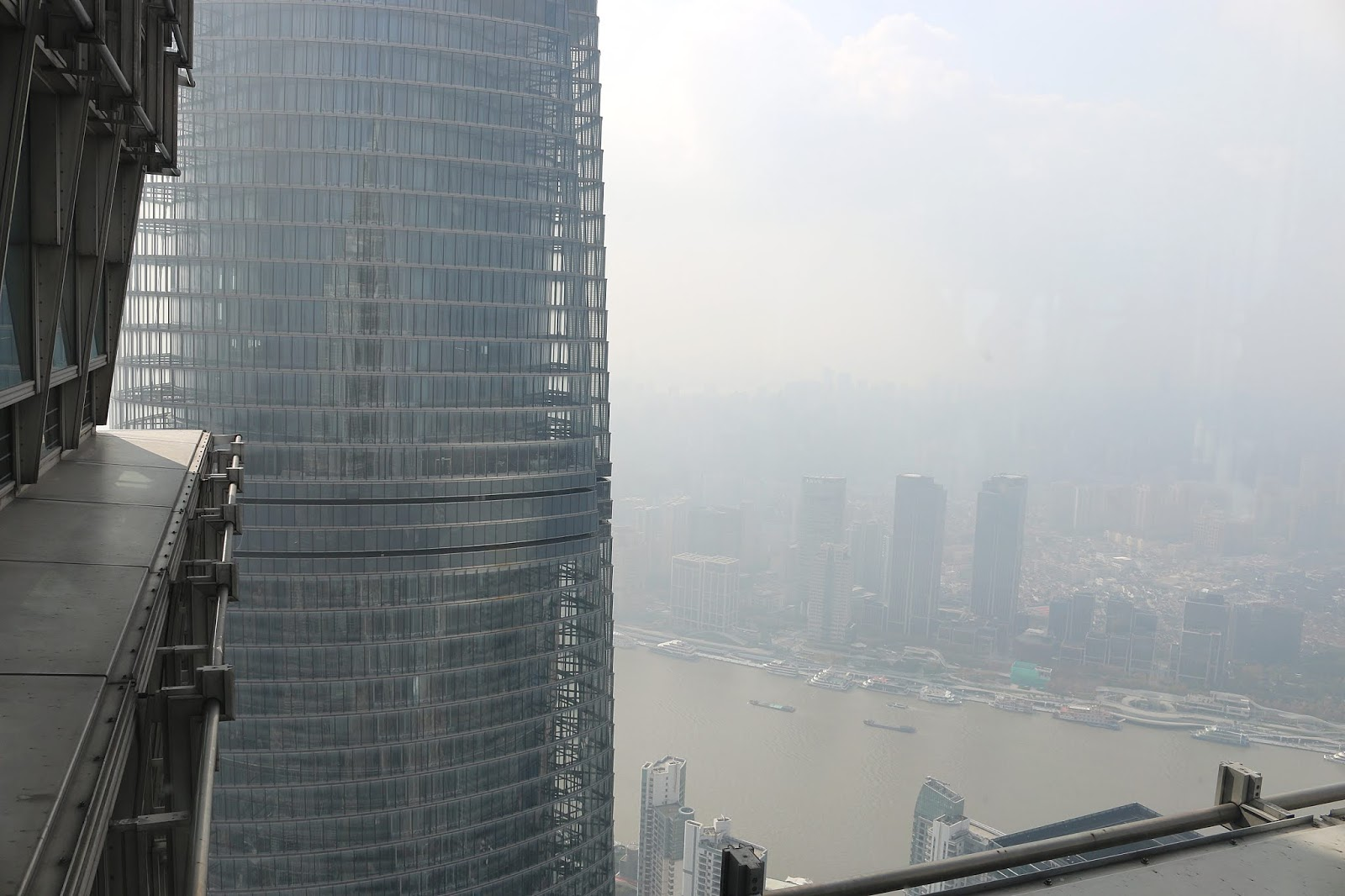 Jin Mao Tower Observation Deck Shanghai
